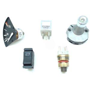 Elektrische onderdelen Mercedes W108 / W109